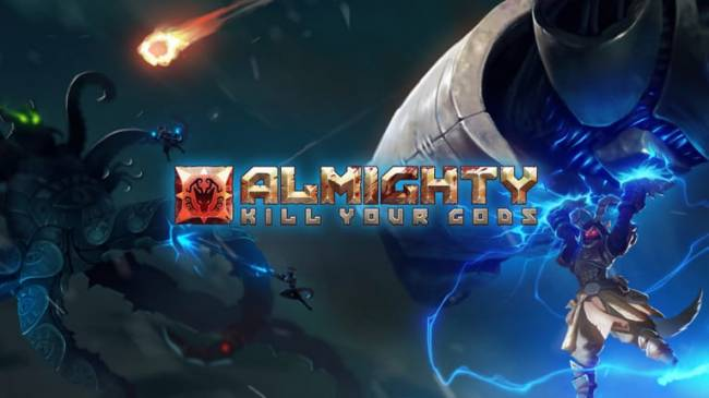 Almighty: Kill Your Gods Is No Where Near Ready For Prime-Time