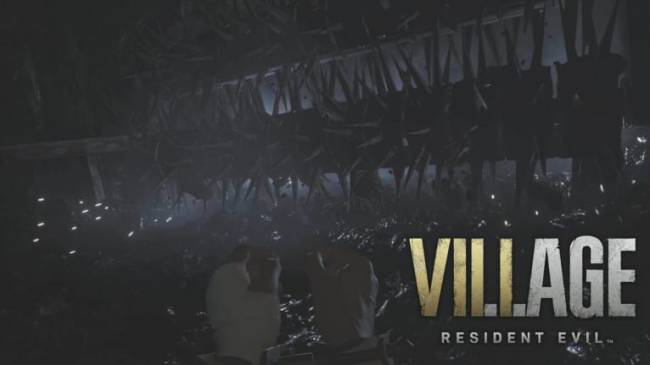 Resident Evil Village Spinning Spikes - How To Get Past