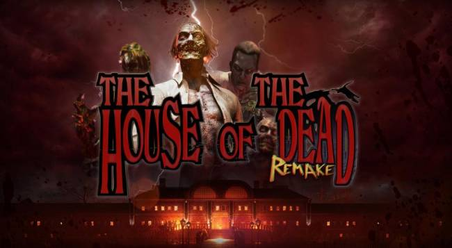 House of the Dead: Remake Arrives on Switch and Stadia this Year