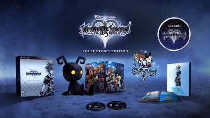Almost Every Kingdom Hearts Game Available In New HD Collector's Edition