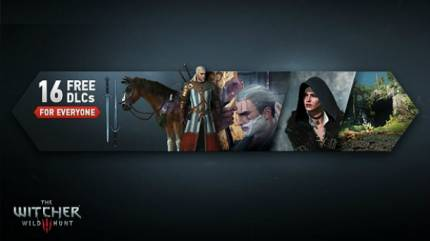 16 Free DLC Packs Coming To Witcher 3: Wild Hunt
