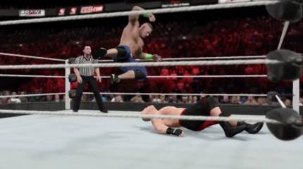 Perfecting The Pain In WWE 2K15
