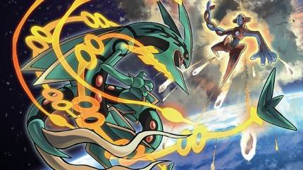 Rayquaza And Deoxys Fight For The Fate Of Hoenn In New Trailer
