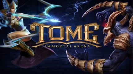 Tome: Immortal Arena Enters The MOBA Ring On Steam