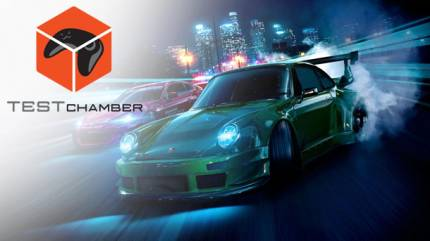 Test Chamber – Need For Speed
