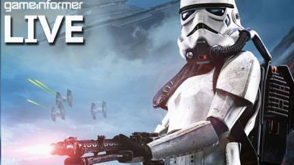 Game Informer Live – Watch Us Play Two Hours Of Star Wars Battlefront