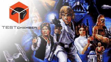 Test Chamber – How Far Do We Get In Super Star Wars On PS4?