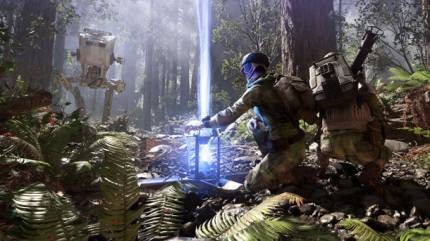 An Incredibly Stupid Way To Beat Star Wars: Battlefront's Survival Mode On Endor