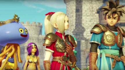 Is Dragon Quest Heroes: The World Tree's Woe And The Blight Below One Of The Top 50 Games Of 2015?