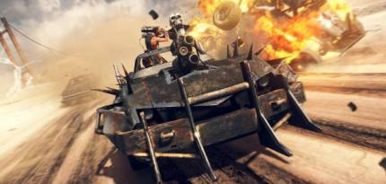 Is Mad Max One Of The Top 50 Games Of 2015?