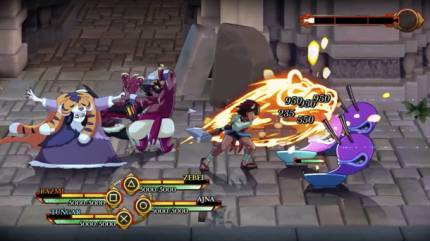 Skullgirls Dev Lab Zero's Indivisible Gets Playable Prototype On PS4
