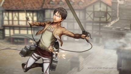 Koei Tecmo's Attack On Titan Gets Bloody New Teaser