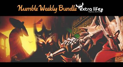 Humble Weekly Bundle Is Sprinkled With Co-Op And Benefits Extra Life