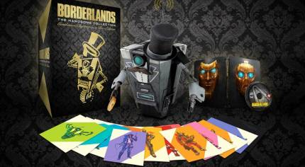 Borderlands: The Handsome Collection Getting New Edition