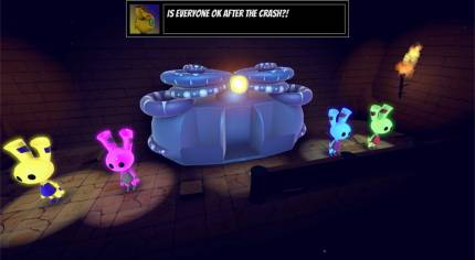 Co-Op Puzzle Game BFF or Die Gets Prettier with Latest Update