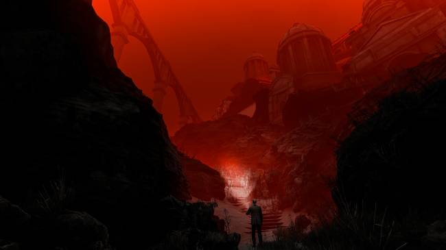 Here They Lie's Creative Director Talks Horror, Influences, And Working On Spec Ops: The Line