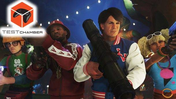 Test Chamber – Call Of Duty: Infinite Warfare's Zombies In Spaceland