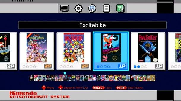 Testing The NES Classic Edition