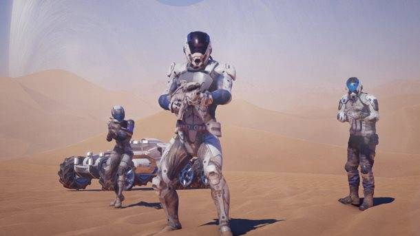 101 Questions And Answers About Mass Effect Andromeda