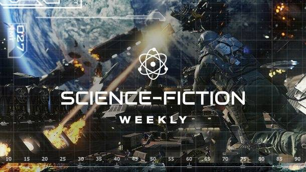 Science-Fiction Weekly – Call Of Duty: Infinite Warfare, Starship Troopers, Voltron, Ghost In The Shell