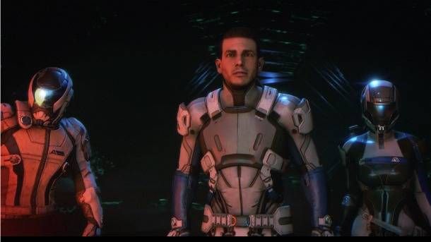 Meet Your Mass Effect Andromeda Squadmates: Liam And PeeBee