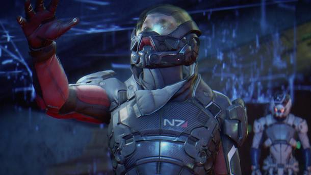 Revealing BioWare's New Vision For Mass Effect Andromeda