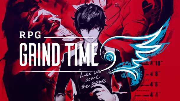 RPG Grind Time – 40 Minutes Of Persona 5