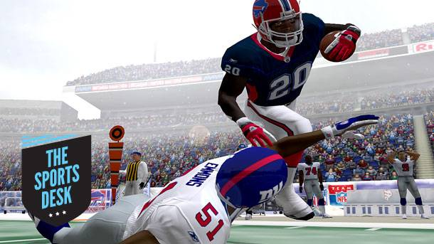 The Sports Desk – Is ESPN NFL 2K5 Still Good After All These Years?