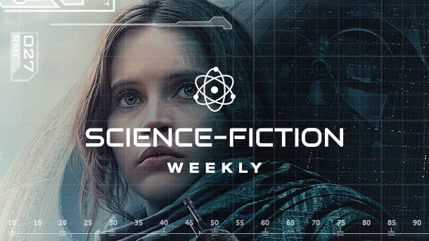 Science-Fiction Weekly – Assassin's Creed, No Man's Sky, Rogue One, Dawn of Andromeda