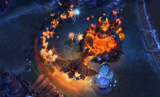 Hands-On With Raid Boss Ragnaros In Heroes of the Storm
