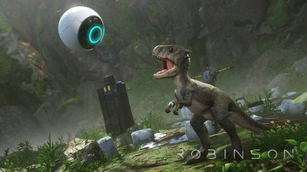 Crytek Showcases The Wonder Of Exploring A Dinosaur-Filled Planet