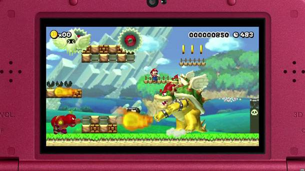 Overview Video Shows Off Just How Close The 3DS Version Is To The Wii U Version