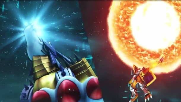 New Trailer Shows Off Story, Second Digimon Partner