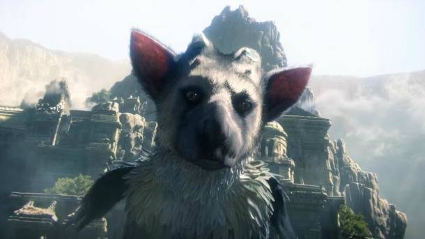 Trico Comes To The Rescue In This CG Trailer