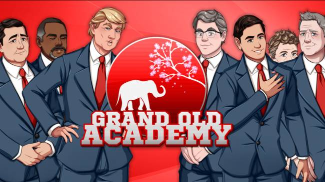 """Kickin' It with """"Grand Old Academy"""""""