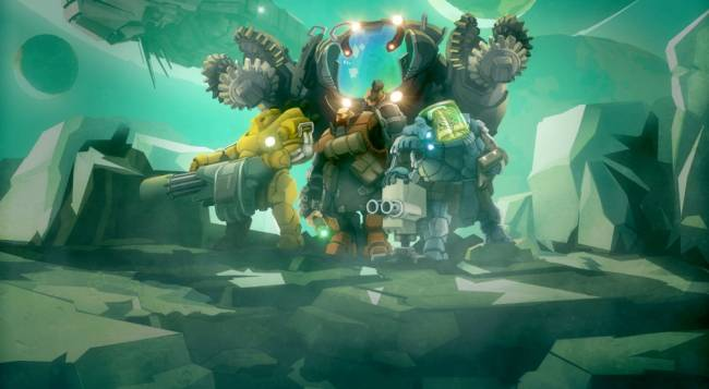 Indie-Ana Co-Op and the Deep Rock Galactic Interview