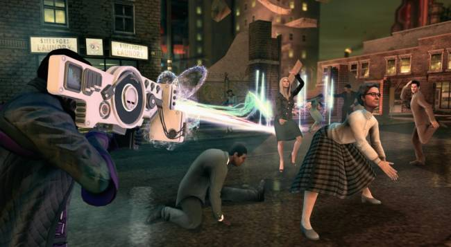 Steam Workshop Support Added to Saints Row IV