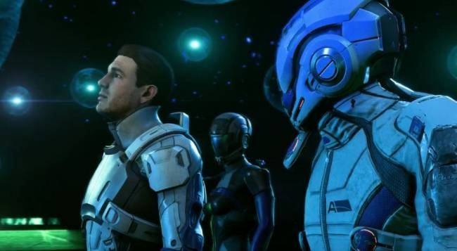 Some Details Emerge About Mass Effect: Andromeda's Co-Op Mode