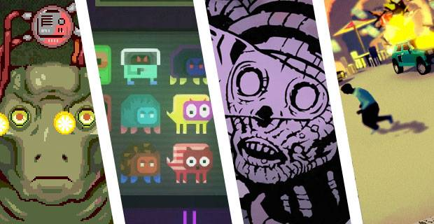 Unknown Pleasures: five of the best new Steam games this week