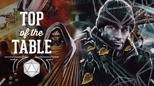 Top Of The Table – Pandemic Legacy