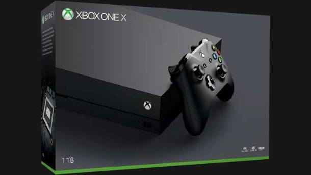 Microsoft Explains Who Exactly The Xbox One X Is For