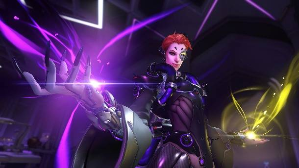 Hands-On Impressions Of Overwatch's New Hero Moira