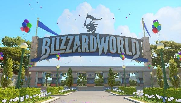 Easter Eggs And Fun Facts From Overwatch's Upcoming Blizzard World Map
