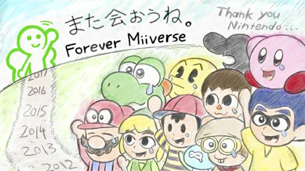 Exploring The Miiverse During Its Final Hours