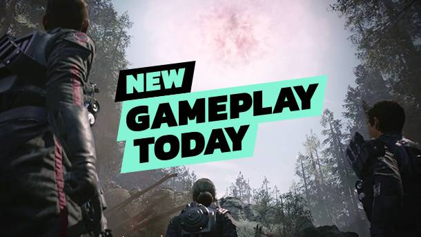 New Gameplay Today – Star Wars Battlefront II's Campaign