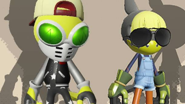 Watch Us Mess Around In Sonic Forces' Character Creator