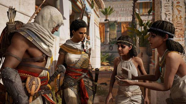 Opinion – Origins Is Not A Good Assassin's Creed Game