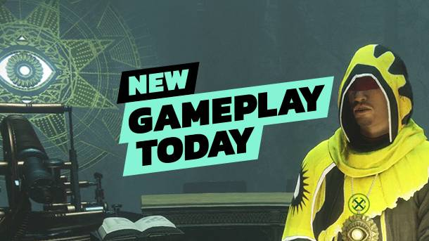 New Gameplay Today – Destiny 2's Curse Of Osiris