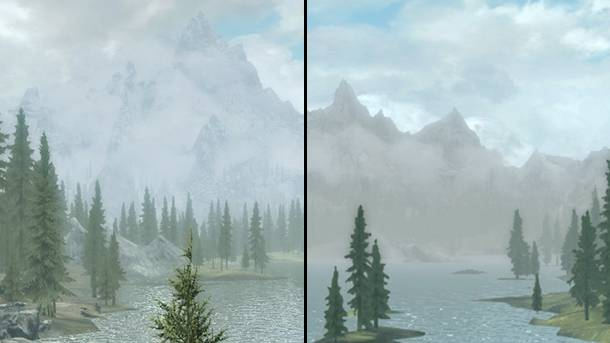 How Skyrim On Switch Compares To Other Platforms