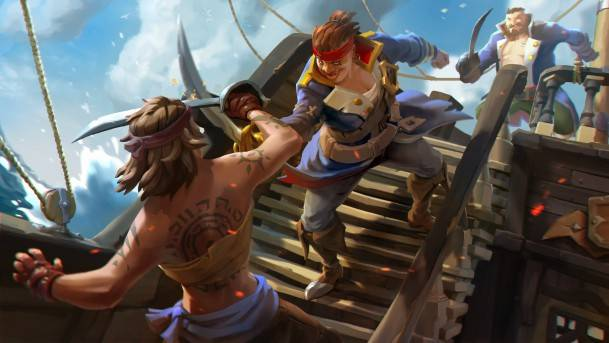How Rare Cast Away Its Developmental Process For Sea Of Thieves
